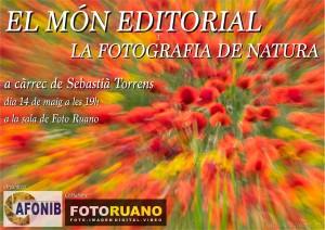 El món editorial i la fotografia de natura